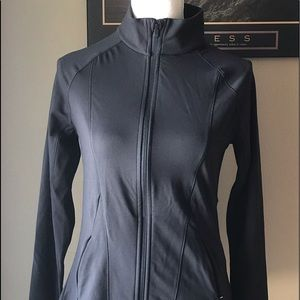 Under Armour Womens' Black Full Zip Jacket NWT
